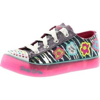 Skechers Girls Boogie Lights Fashion Sneakers