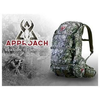 Badlands 2200 Ultimate Ergonomic Hunting Backpack, Approach - B22KKAPPR