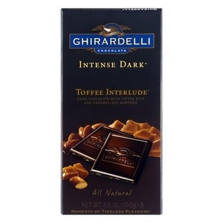 Ghirardelli - Gourmet Interlude Toffee ( 12 - 3.5 OZ)