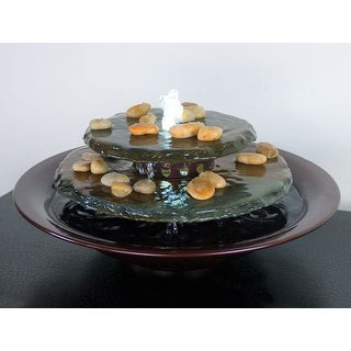Khnum Indoor Table Fountain Free Shipping Today
