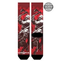 God of War Sublimated Crew Socks