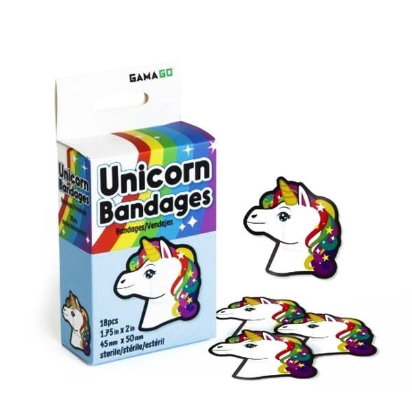 Unicorn Bandages 18ct