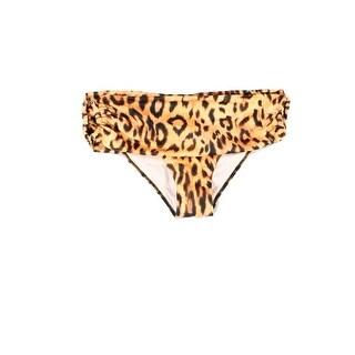 Hot As Hell NEW Brown Women's Size Medium M Bikini Bottom Swimwear