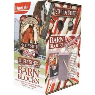 Herdlife 2 Pk-Pprmint Barn Blocks