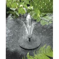 Smart Solar 21410R01 SunJet 150+ Solar Fountain Kit