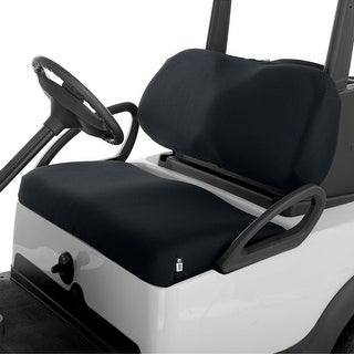 Fairway Golf Cart Diamond Air Mesh Seat Cover - Black - 40-031-010401-00