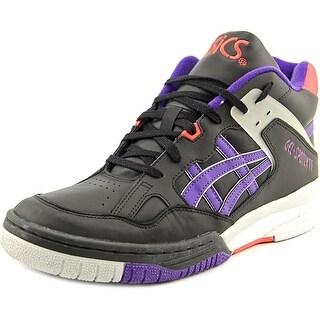 Asics Gel Spotlyte Men Round Toe Leather Basketball Shoe