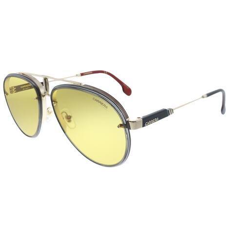 Carrera CA CarreraGlory DYG Unisex Gold Yellow Frame Yellow Gradient Lens Sunglasses