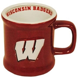University of Wisconsin Badgers Ceramic Mug