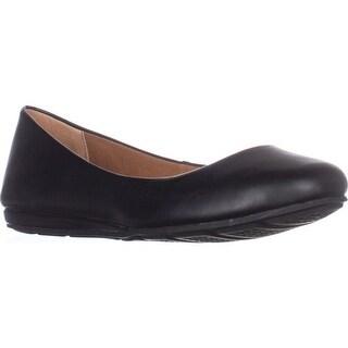 AR35 Ellie1 Ballet Flats, Black