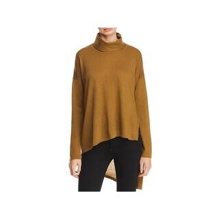 Eileen Fisher Womens Tunic Sweater Asymmetrical High-Low