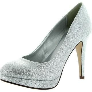 Silver Medium Heels uCb5qykB