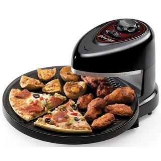 Presto 03430 Pizza Maker, Black