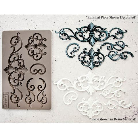 Prima Re-Design Decor Mould-Tillden Flourish