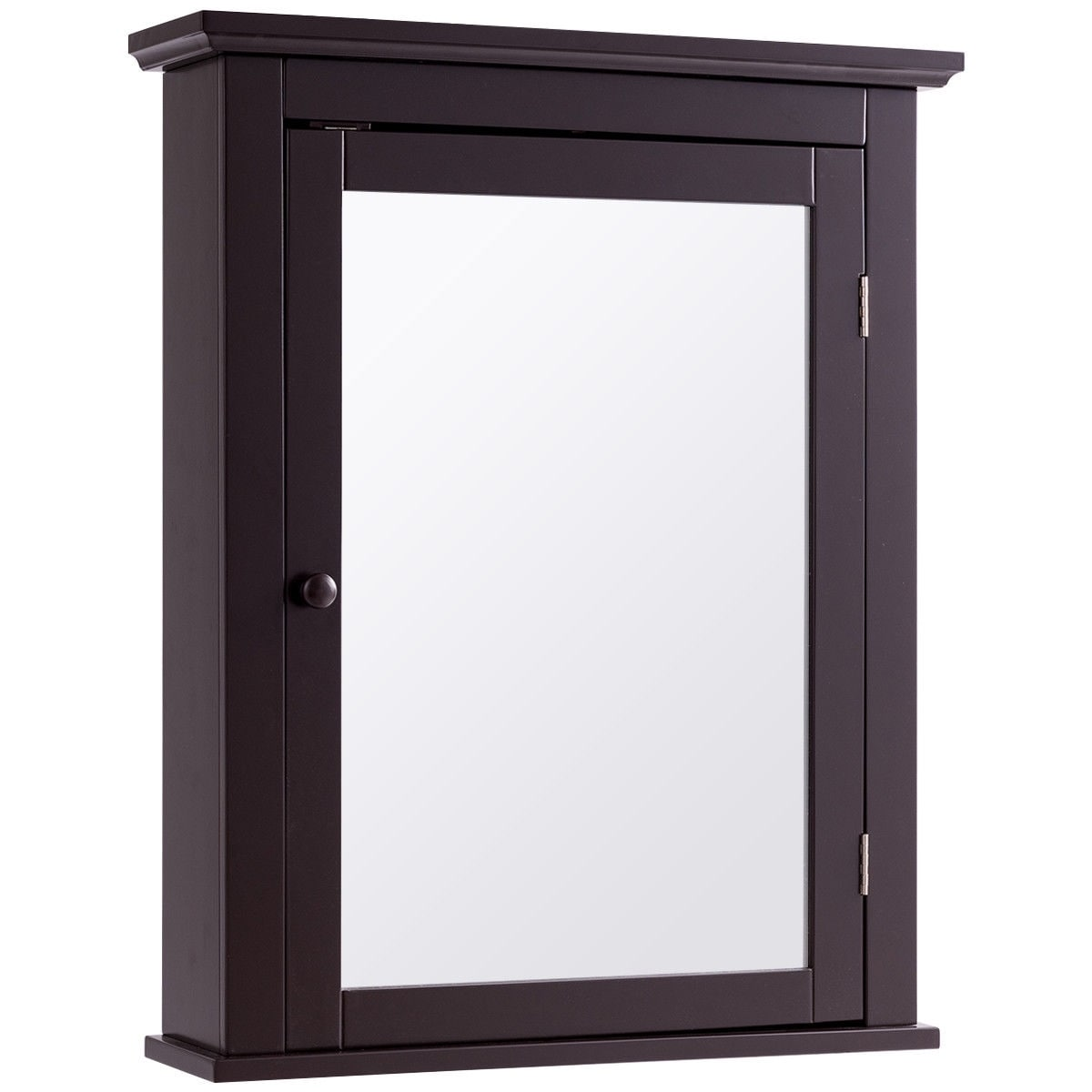 Bathroom Wall Mounted Storage Mirror