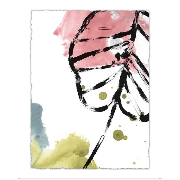 """Tropical Moderne III"" Poster Print"