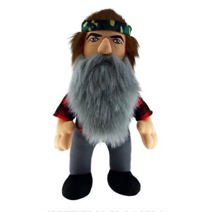 "Duck Dynasty 13"" Plush With Sound Phil - multi"