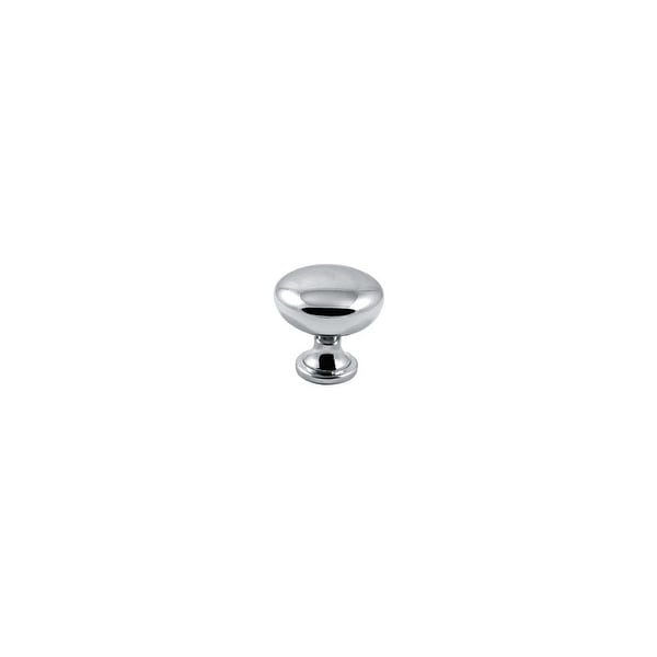 "Residential Essentials 10291 1-3/8"" Diameter Mushroom Cabinet Knob - N/A"