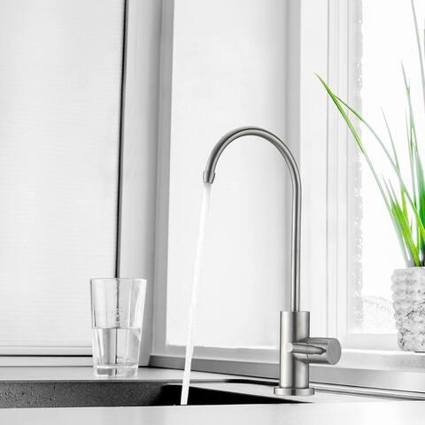 """Single Handle Kitchen Bar Faucet - 4.92"""" x 11.26"""""""