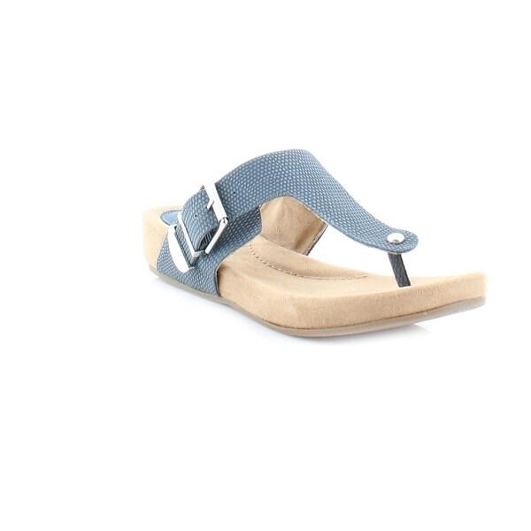 Giani Bernini Ryanne Women's Sandals & Flip Flops Blu Jean