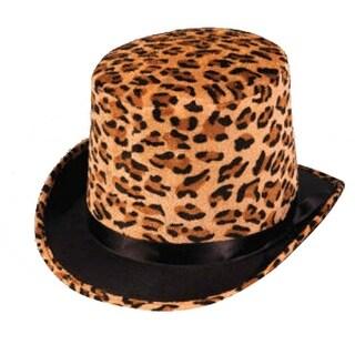 Leopard Top Adult Costume Hat