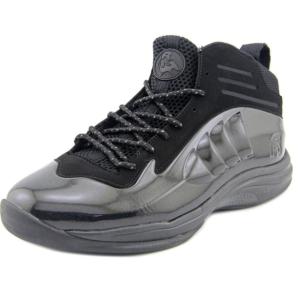 Rycore Hammerhead Men Round Toe Synthetic Black Basketball Shoe
