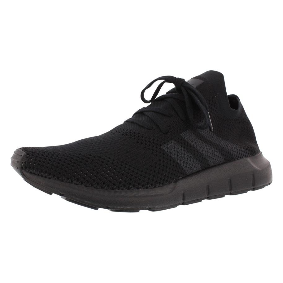 mens adidas black sneakers
