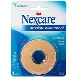 5yds - Nexcare Absolute Waterproof Premium First Aid Tape