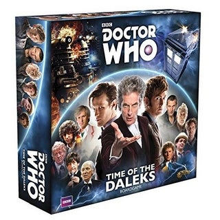Gale Force 9 GF9DRWHO01 Dr. Who - Time of the Daleks Board Games