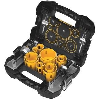 DeWalt 14Pc Hole Saw Kit