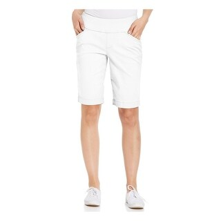 Jag Womens Ainsley Bermuda, Walking Shorts Classic Fit Shaping