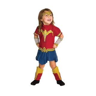 Toddler Wonder Woman EZ-ON Romper Size 2T