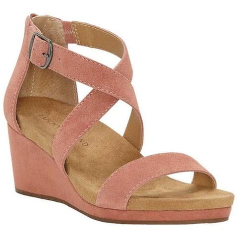 70232d015e Buy Lucky Brand Women's Sandals Online at Overstock | Our Best ...