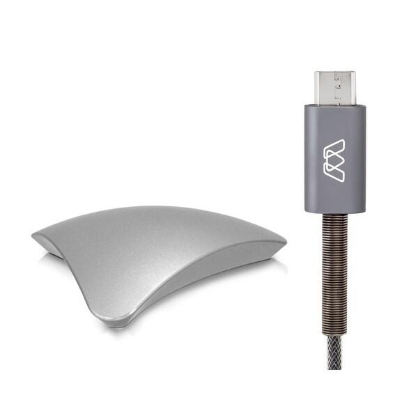 MOS USB Spring Cable and MOS Original (Aluminium) Bundle