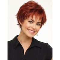 Genny by Envy - Synthetic, Monofilament, Capless Wig