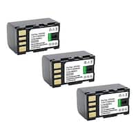 Battery for JVC BNVF815U (3-Pack) Replacement Battery