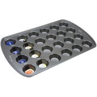 "Perfect Results Mini Muffin Pan-24 Cavity 1.875""X.875"""