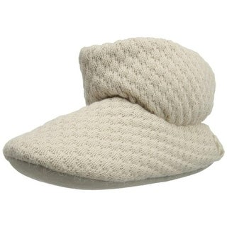Bedroom Athletics Womens Taylor Knit Pull On Booties