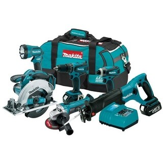 Mueller Kueps XFD01Z 18V LXT Lithium-Ion Cordless Combo Kit