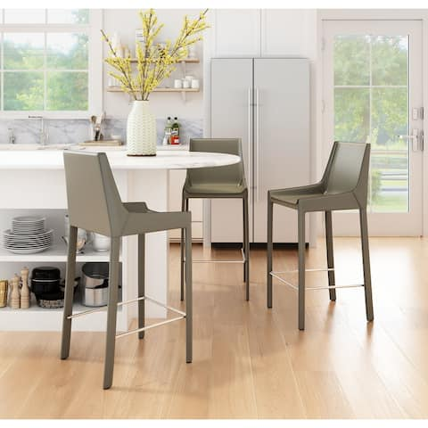 Fashion Bar Chair (Set of 2) Gray
