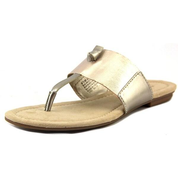 Bandolino Rawb Women Open Toe Synthetic Flip Flop Sandal