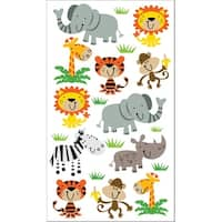 Sticko Stickers-Zoo Cuties