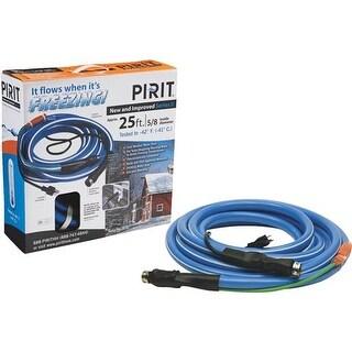 Pirit Heated Hose 25' Heated Water Hose PWL-03-25 Unit: BOX