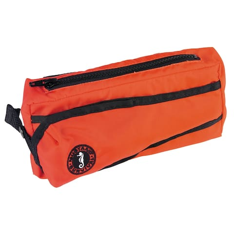 Mustang utility pouch for inflatable pfd's orange