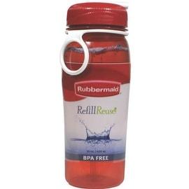 Rubbermaid FG7M4400EDAY1 Premium Sip Bottle, 20 Oz