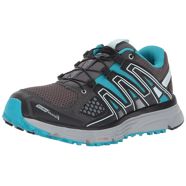 Salomon Womens x-mission 3 Low Top Lace Up Running Sneaker - 5