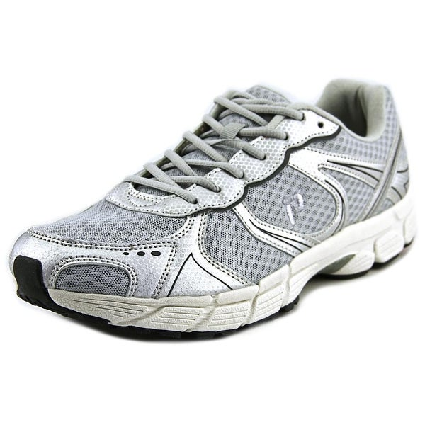 Propet XV550 Men Round Toe Synthetic Gray Running Shoe