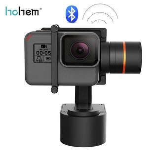 Hohem Xg1 3-Axis Wearable Gimbal Stabilizer Bluetooth Control For Gopro Hero 6/5/4/3+ For Yi 4K Lite Action Camera