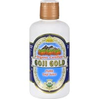 Dynamic Health - Organic Certified Goji Berry Gold Juice ( 1 - 32 FZ)