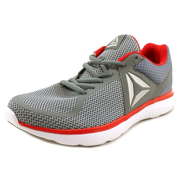 Reebok Astroride Run MT Men Round Toe Synthetic Gray Running Shoe